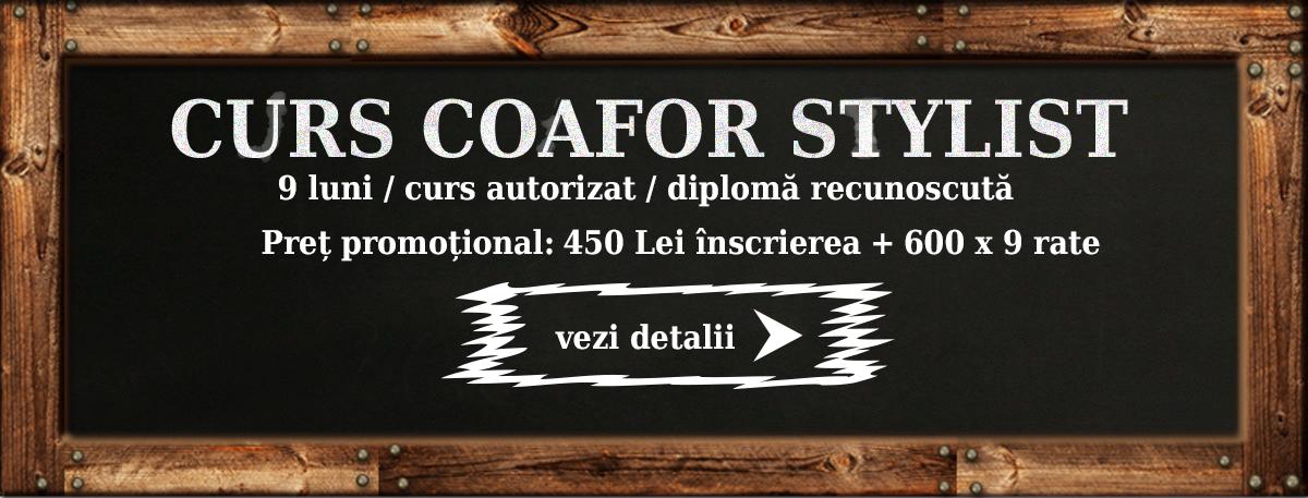 CURS COAFOR STYLIST
